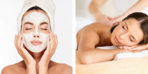 facial and body treatment services