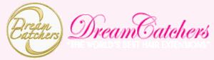 Dreamcatchers hair extensions logo
