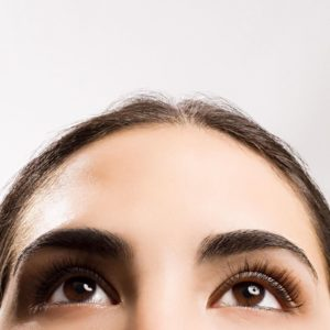 brows lashes services at salt salon and spa