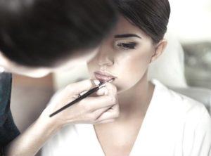 makeup services by salt salon and spa